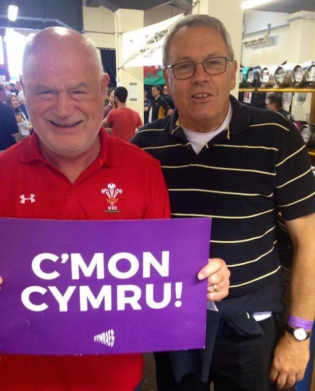Ymgyrch C'mon Cymru