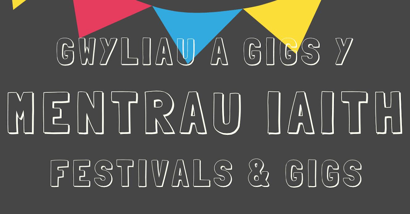 Llyfryn Gwyliau a Gigs y Mentrau Iaith 2018
