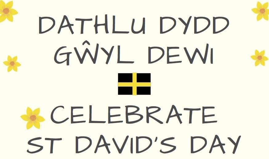 Dathlu Dydd Gŵyl Dewi gyda'r Mentrau Iaith