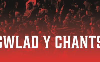 Gwlad y Chants: Chwilio am 'chants' pêl-droed newydd i Gymru