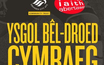 Ysgol bêl-droed Cymraeg gyda'r Elyrch